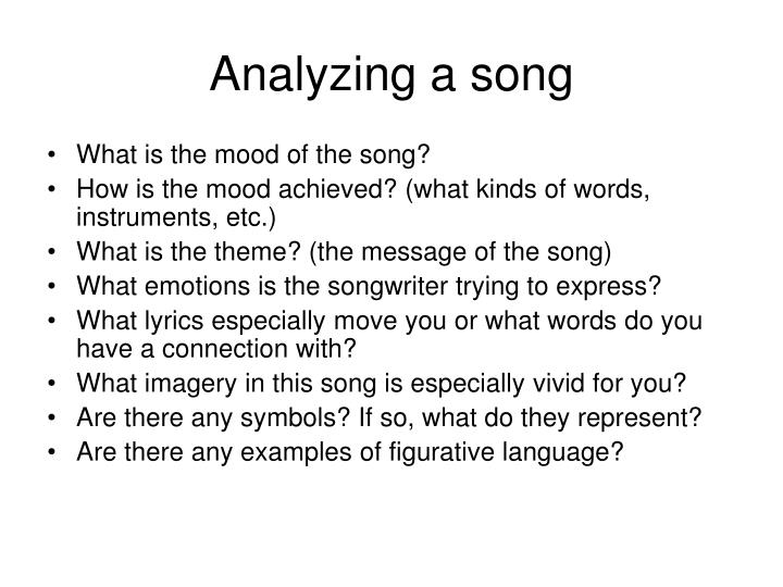 analysis of the songs waiting on a Long songs have a very long history when it was as early as over one thousand years ago, ancestors of the mongolians migrated from mountains and barnabus barney stinson: a legenwait for itdary but brief character analysis ivy tech community college psyc 101 barnabus barney.
