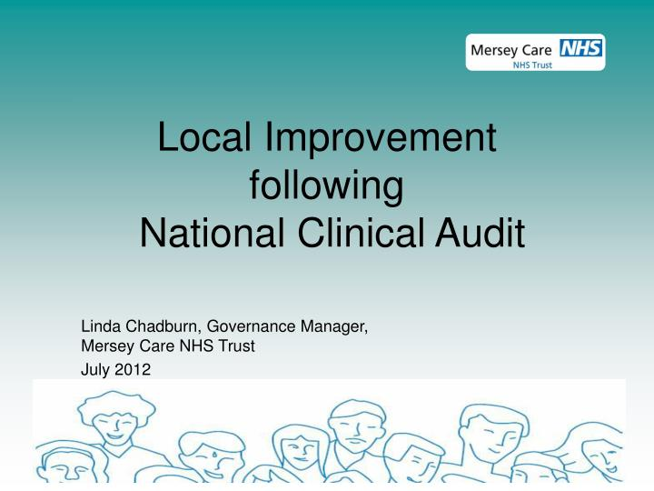 ppt - local improvement following national clinical audit, Presentation templates