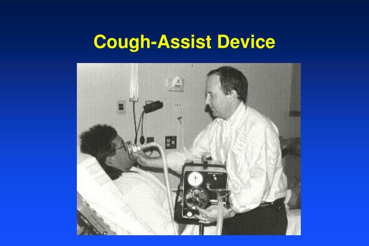 Cough-Assist Device