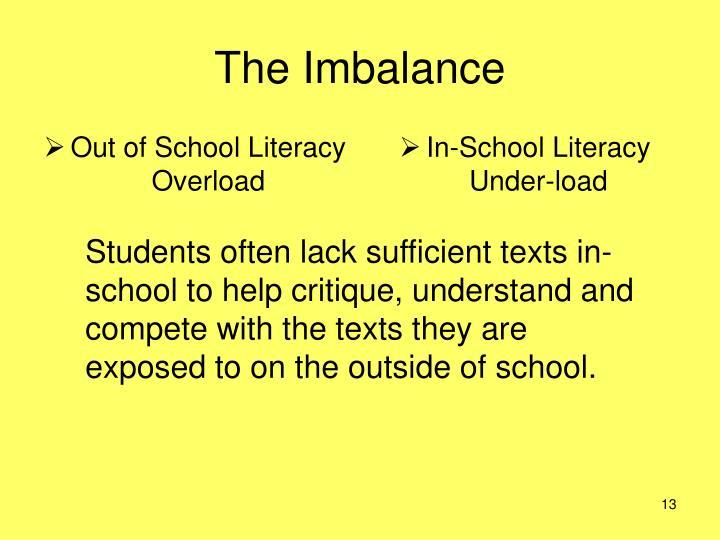 The Imbalance