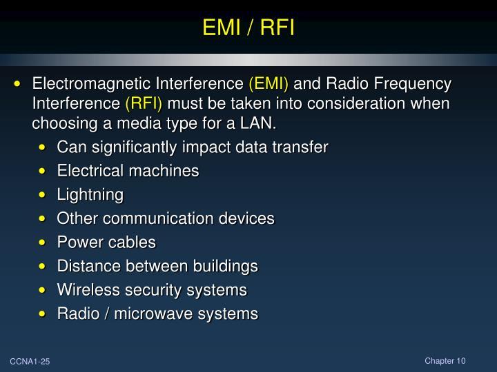 EMI / RFI
