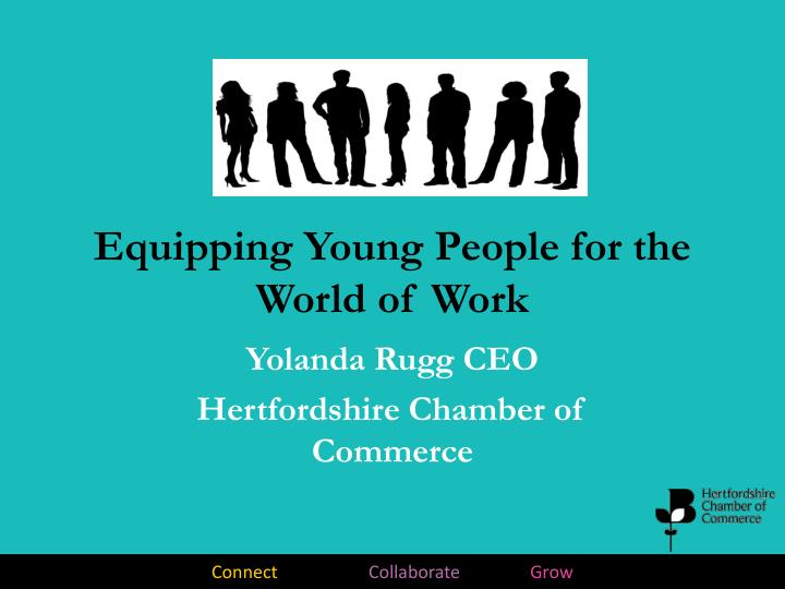 equipping young people for the world of work n.
