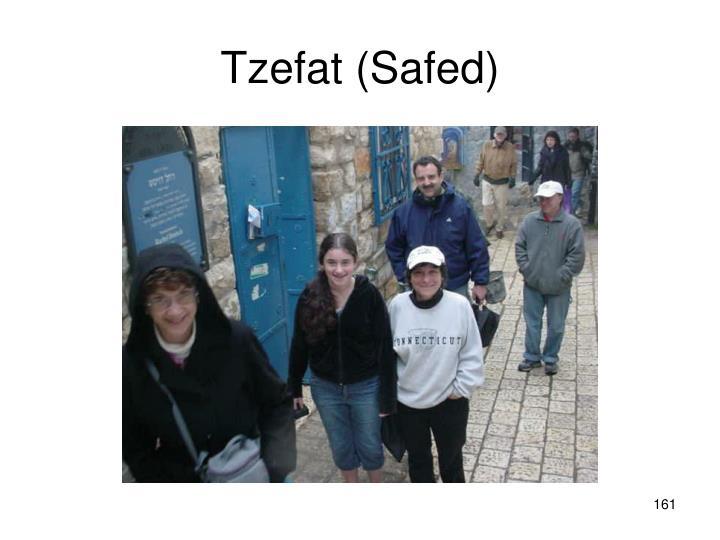 Tzefat (Safed)