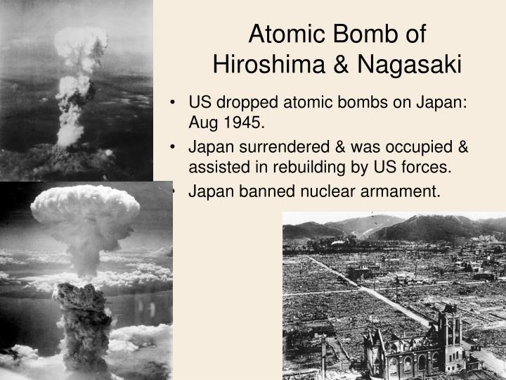 Atomic Bomb of