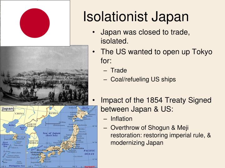 Isolationist Japan