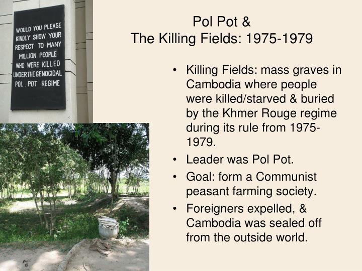 Pol Pot &
