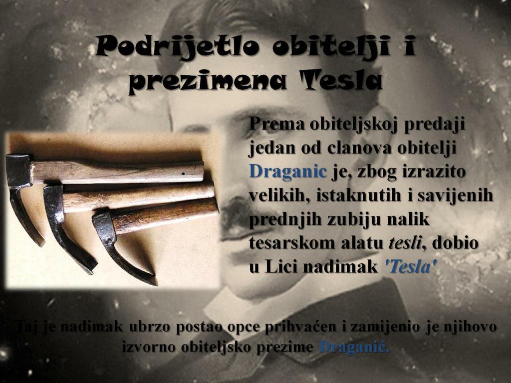PPT - Nikola Tesla PowerPoint Presentation, free download ...