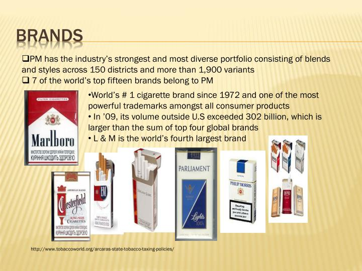"Tobacco giant Philip Morris International announced a radical rebranding idea this week which they said will focus on ""smoke-free products."" The company — which makes classic cigarette."