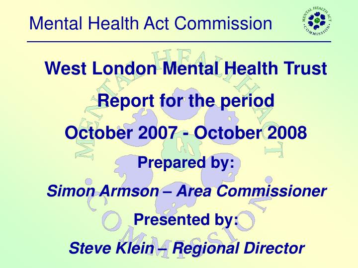 Mental Health Act Commission