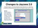 changes to jaycees 2 02