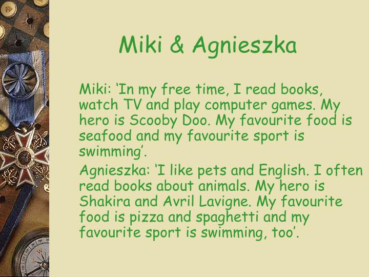 Miki & Agnieszka