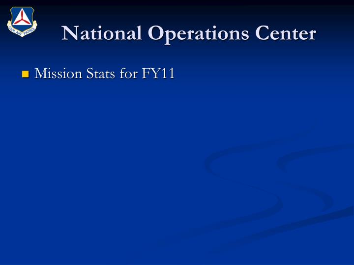 National Operations Center