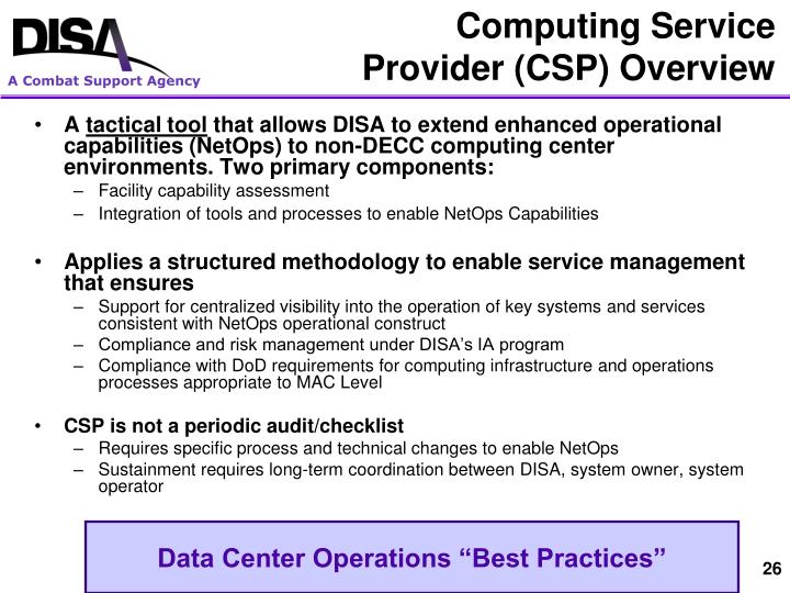 Computing Service