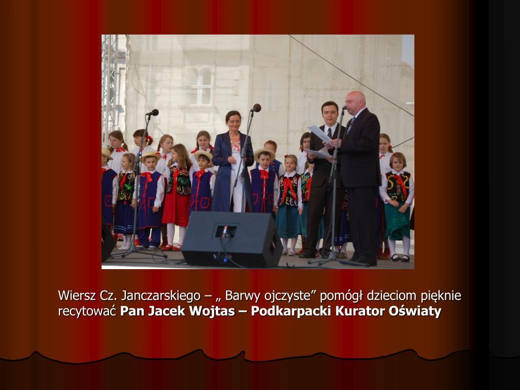 Ppt Wojewódzki Program Patriotyczny Powerpoint