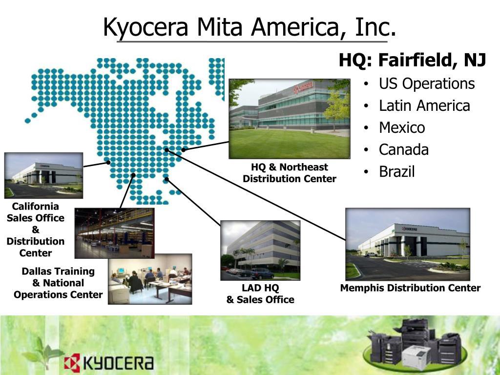 PPT - Kyocera PowerPoint Presentation - ID:4336443