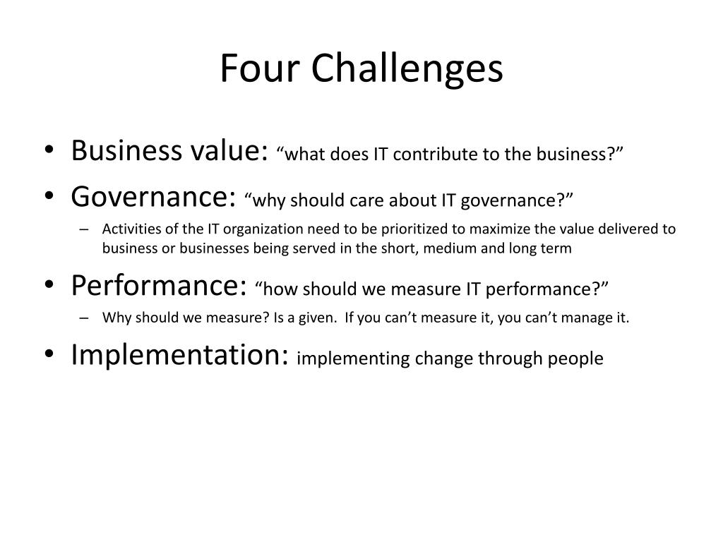 Ppt Misy 300 The Business Value Of It Powerpoint Presentation Free Download Id 4336504