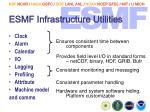 esmf infrastructure utilities