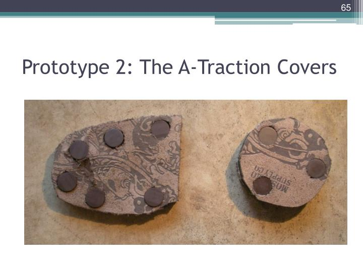 Prototype 2: The A-Traction Covers
