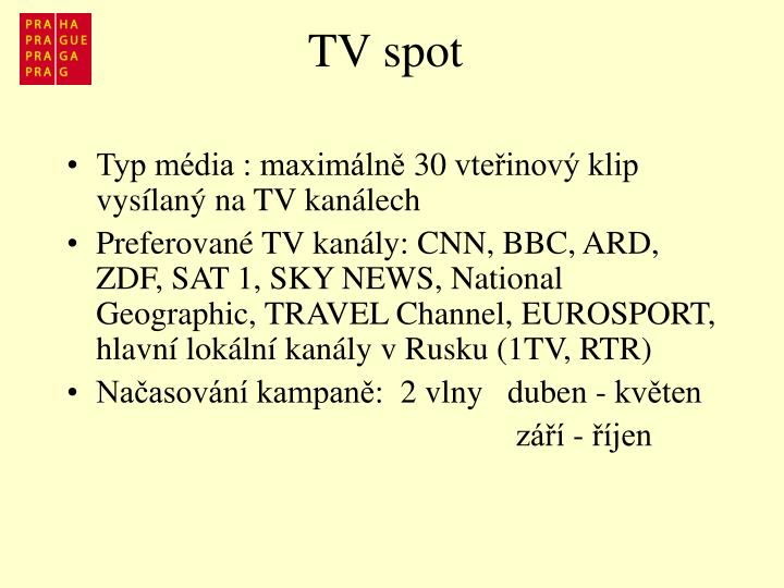 TV spot