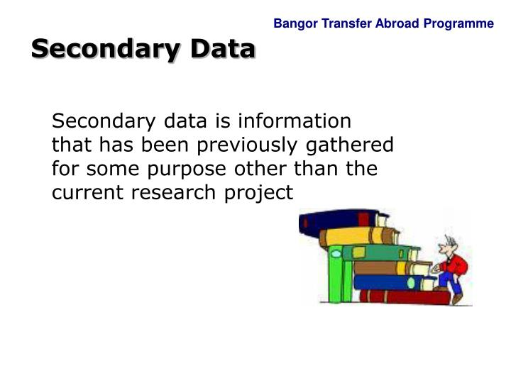 """3 what problems of secondary data quality must researchers face how can they deal with them Down to the """"right"""" problem users face  doing research, they can communicate better  secondary research is using existing data such."""