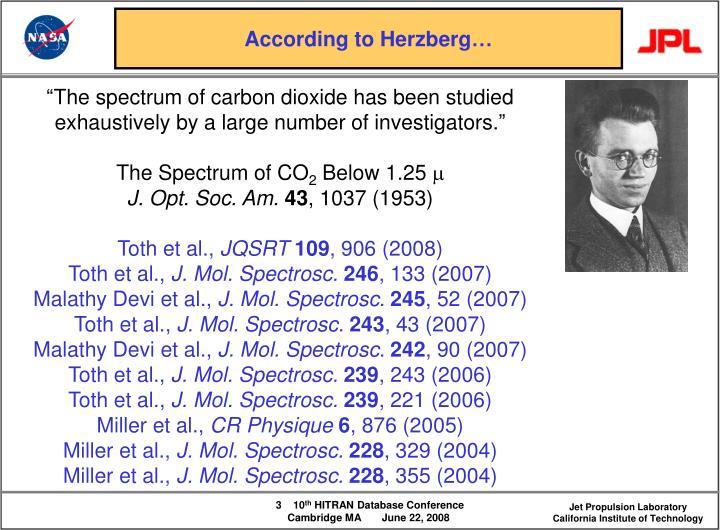 According to herzberg1