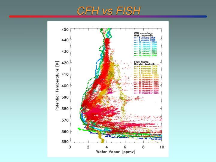 CFH vs FISH
