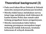 theoretical background 3