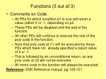 functions 3 out of 3