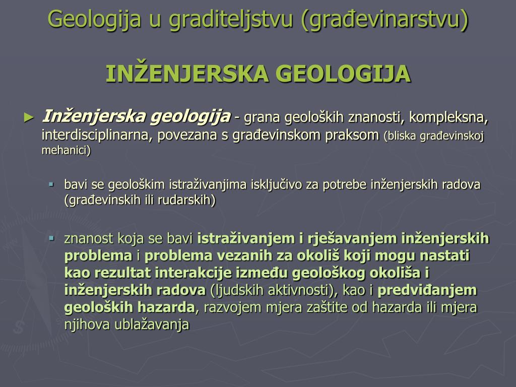 različite vrste geoloških datiranja bivši dečko se počeo družiti s nekim drugim