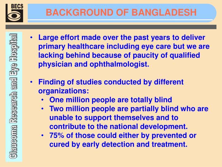 Background of bangladesh1