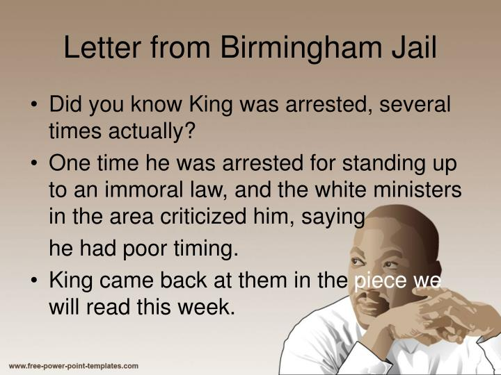 stoicism and civil disobedience in enchiridion by epictetus and letter from a birmingham jail by mar Civil disobedience and letter to birmingham jail compare contrast analysis: letter from birmingham jail s- to state the reason martin luther king jr is in birmingham for attempting to change segregation as social justice and his use of civil disobedience as an instrument of freedom.