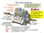 the b a b ar detector