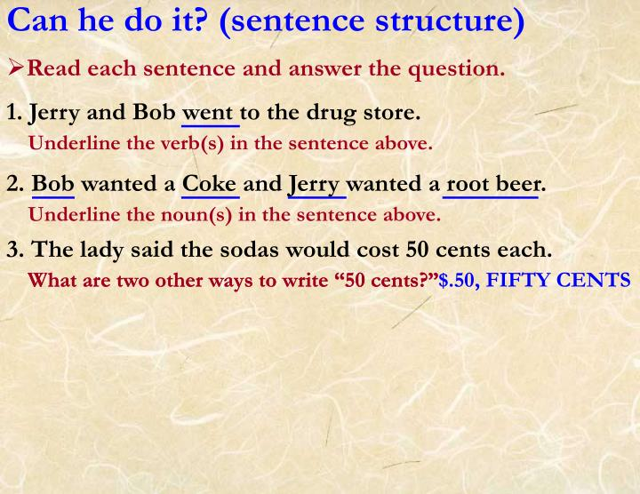 """What are two other ways to write """"50 cents?"""""""
