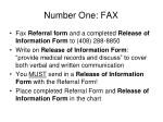 number one fax
