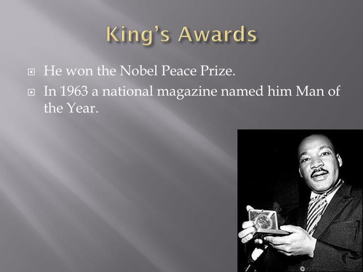 King's Awards