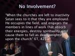 no involvement1