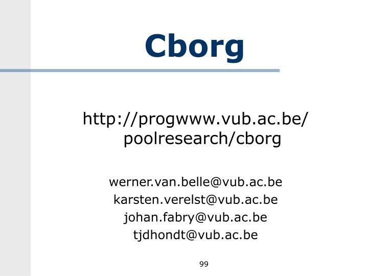 Cborg
