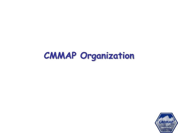 CMMAP Organization