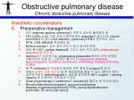 obstructive pulmonary disease chronic obstuctive pulmonary disease2