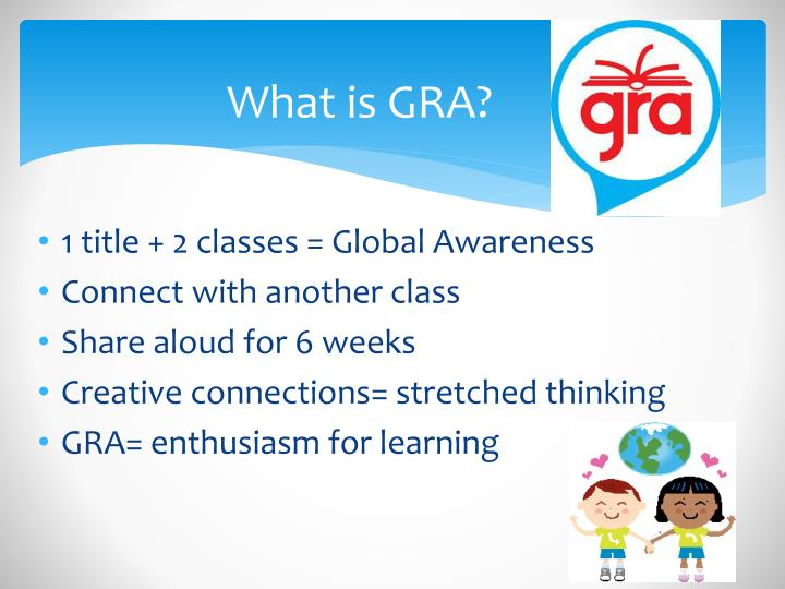 What is gra