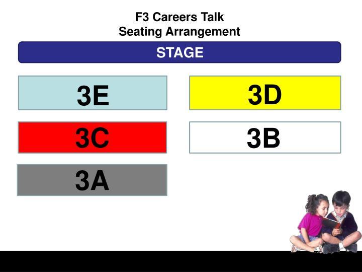 F3 Careers Talk