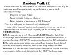 random walk 1