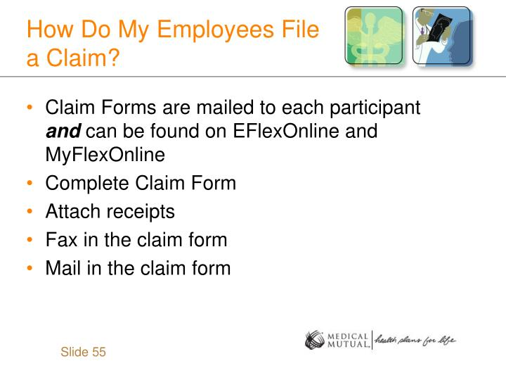 How Do My Employees File a Claim?