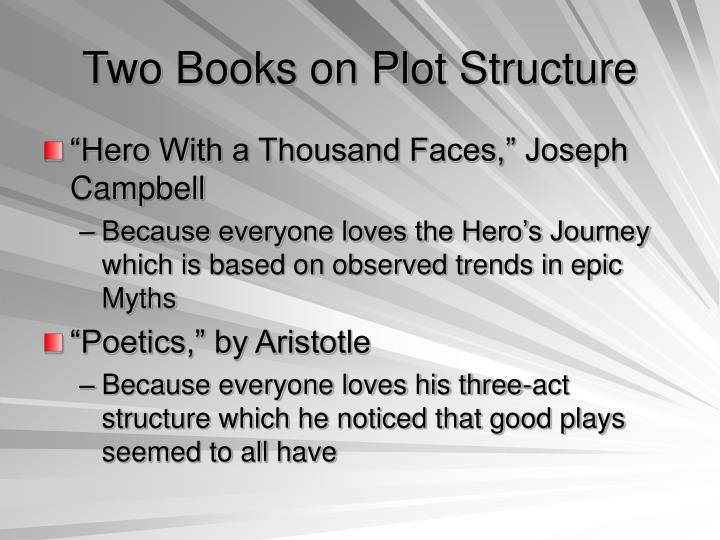 Two Books on Plot Structure