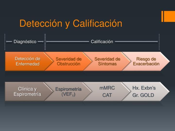 Detección y Calificación