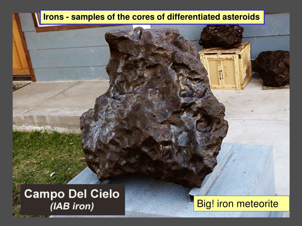 PPT - Meteorites: Rocks from space PowerPoint Presentation - ID:4346297
