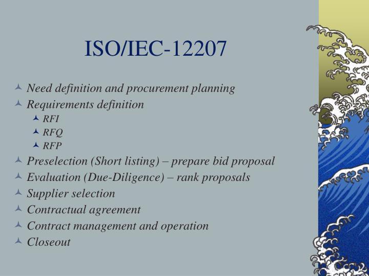 ISO/IEC-12207