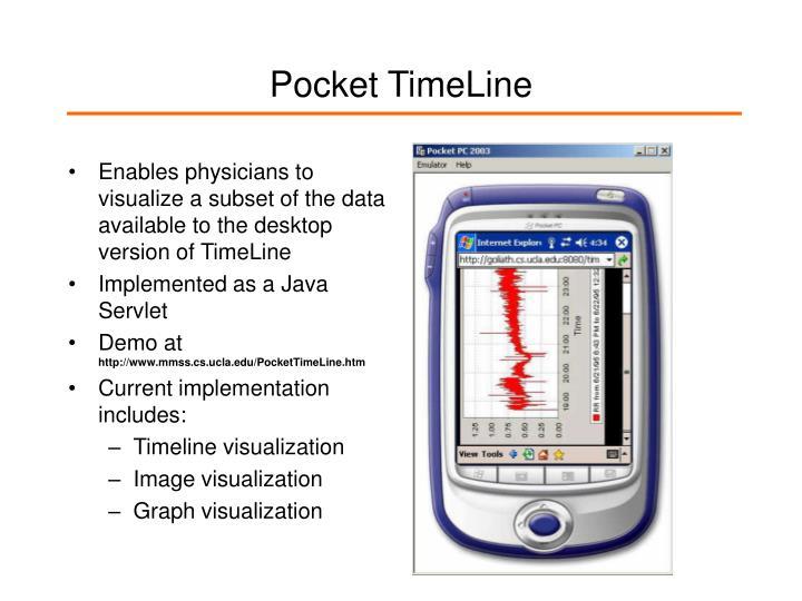 Pocket TimeLine