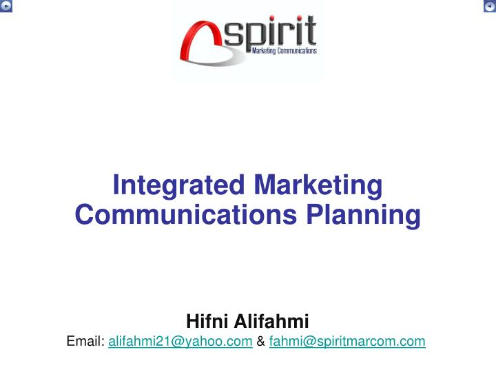 integrated marketing communication pdf download