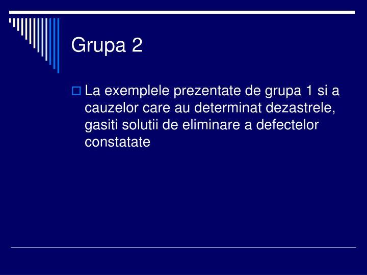 Grupa 2